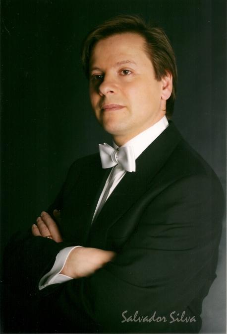 Maestro Salvador Silva