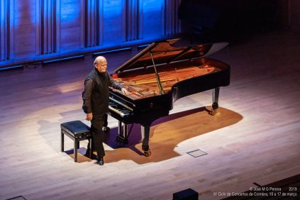 Recital piano - Adriano Jordão