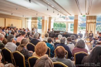 Recital piano 4 mãos - Maja Stojanovska e Tiago Nunes